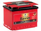 Baterie auto BANNER 50500 UNI BULL 12V 80AH, 700A