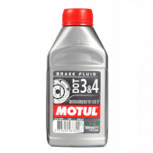 Lichid de frana MOTUL DOT4 / DOT 3 BRAKE FLUID 0.5L